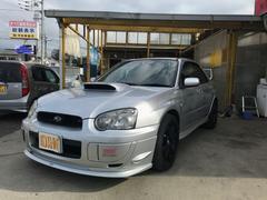 インプレッサWRX STi 6速MT ブレンボ