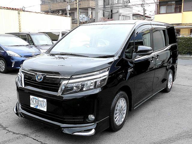 トヨタ ハイブリッドV 9型ナビTV天井M 両自動 スポーティパケ