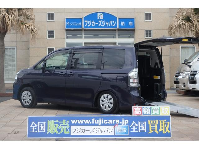 トヨタ 福祉車輌 ウェルキャブ スロープ