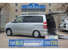 ノア 福祉車両 ウェルキャブ スロープ(トヨタ)