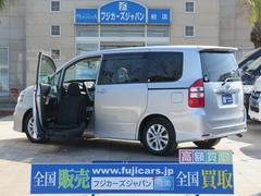 ノアSi 福祉車輌 助手席リフトアップシート 純正HDDナビ