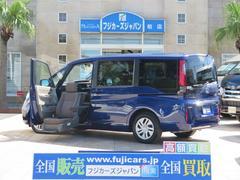 ステップワゴン福祉車両 G 助手席サイドリフトアップシート