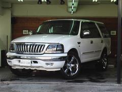 フォード エクスペディションXLT MKW22インチメッキホイールHIDナビ 1ナンバー