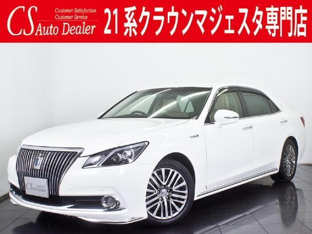 トヨタ FVer 本革エアシート 新品モデリスタエアロ 後席VIP