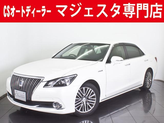 トヨタ 3.5HV F 黒本革 エアシート パノラミックビュー
