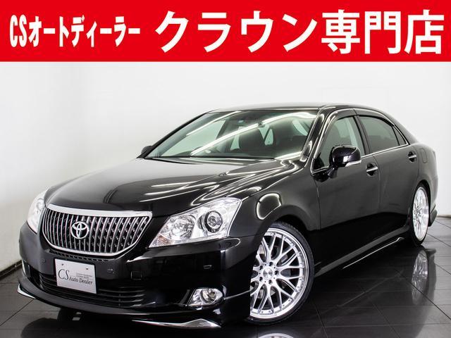 トヨタ 4.6 C プレミアムSS 黒革 新品20AW フルエアロ