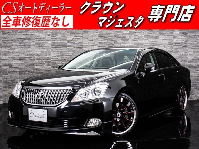 トヨタ Aタイプ プレミアムサウンド 黒本革 新品20アルミ エアロ