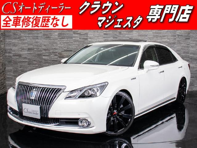 トヨタ 最上級F サンルーフ 黒本革 20AW LD プレミアムSS