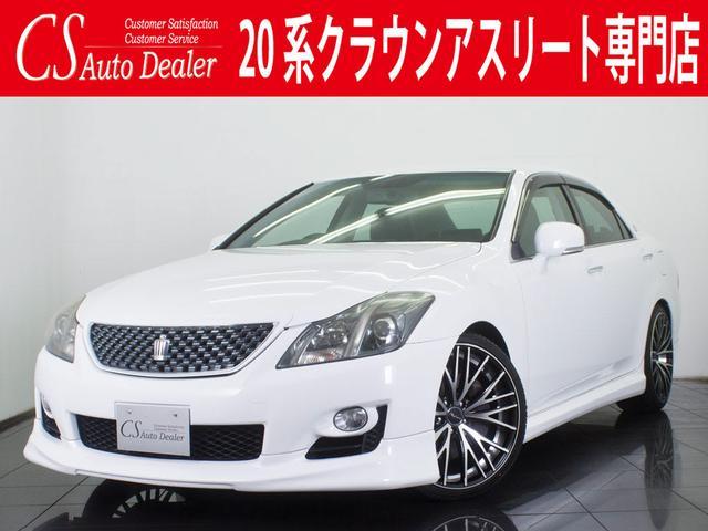 トヨタ 3.5アスリート 新品パーツカスタム 新品20AWエアロ