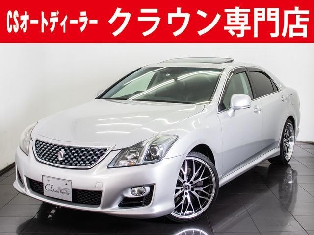 トヨタ 3.5アスリートGPKG サンルーフ 新品20インチアルミ付