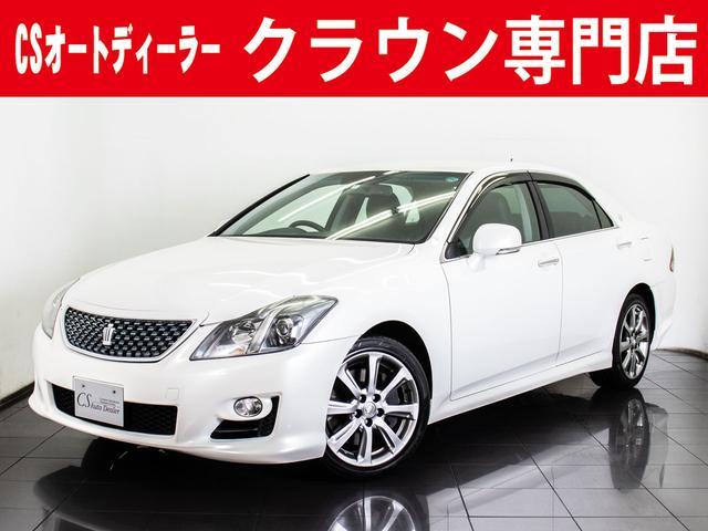 トヨタ 3.5アスリートGPKG 黒革冷暖房シート HDD 地デジ
