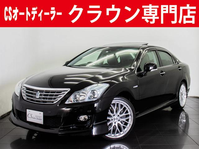 トヨタ ベース サンルーフ黒革 プレミアムS フルエアロ 新20AW