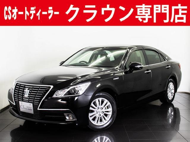 トヨタ ロイヤルサルーンG 黒革 後席VIP Rシェード HDD