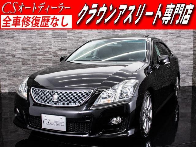 トヨタ 2.5アスリート ナビパッケージ 禁煙車 サンルーフ HDD