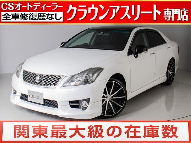 トヨタ 2.5アスリート 黒革 新品20AW 新品タイヤ HDDマルチ 地デジ DVD再生 Bluetooth ETC バックカメラ クルーズコントロール