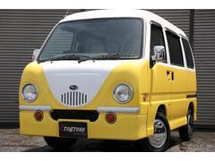 サンバーバンサブロクサンバーII オートマ 限定250台車