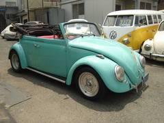 VW ビートルカブリオレ