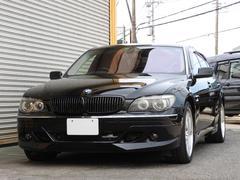 BMW760Li 右 20インチAW  エアロ