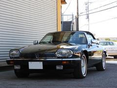ジャガー XJ−Sコンバーチブル V12 前期 左ハンドル ディーラー車