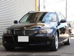 BMW325iツーリング ハイラインパッケージ 直6エンジン 黒革