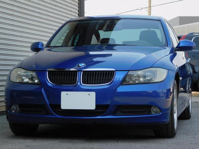 BMW 320d ディーゼル 6速マニュアル 並行