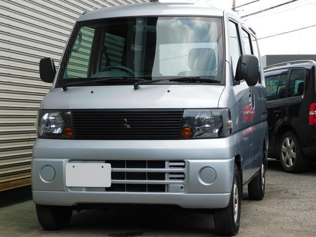 三菱 ミニキャブバン CL4 AT ハイルーフ 2WD キーレス ETC P/W