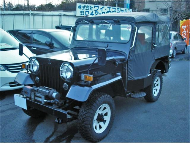 三菱 キャンバストップ ディーゼルターボ4WD