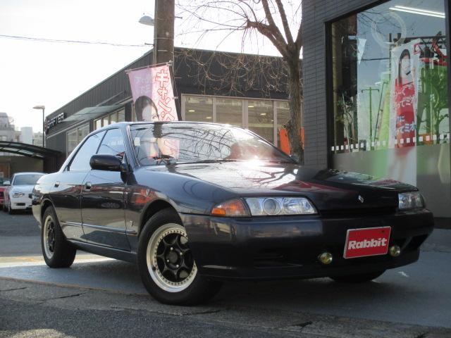 日産 GTSタイプS パワステ パワーウィンドウ アルミ15インチ