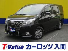 エスクァイアGi トヨタセーフティセンス 純正ナビ 登録済み未使用車