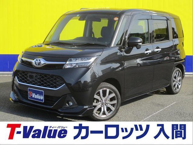 トヨタ カスタムG-T ターボ スマアシ2 純正ナビ