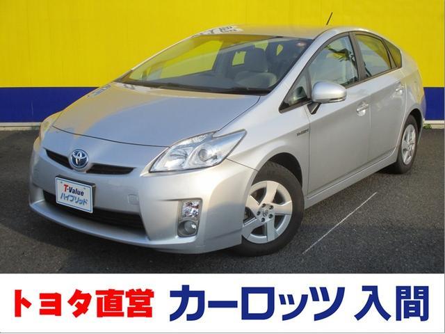 トヨタ S 純正SDナビ ワンセグ バックカメラ