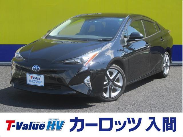 トヨタ Sツーリングセレクション セーフティセンスP 純正SDナビ