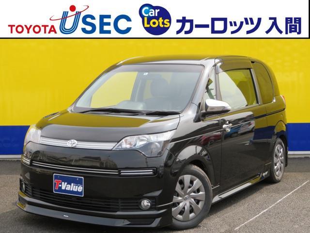 トヨタ F ジャック モデリスタエアロ&マフラー HDDナビ