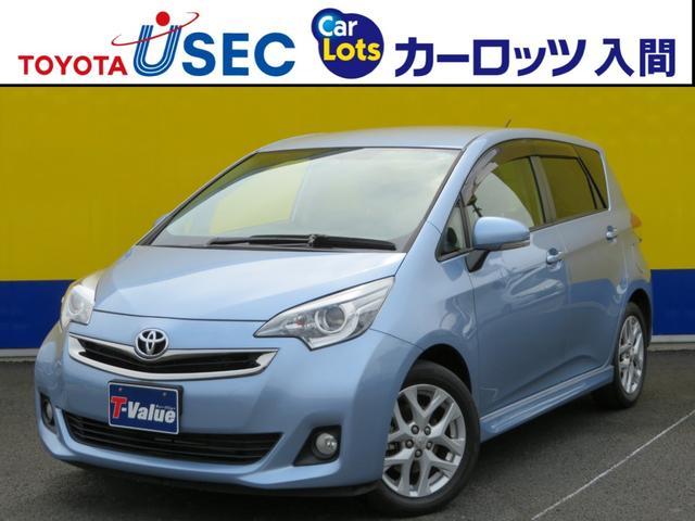 トヨタ S 純正SDナビ 後席モニター フルセグTV