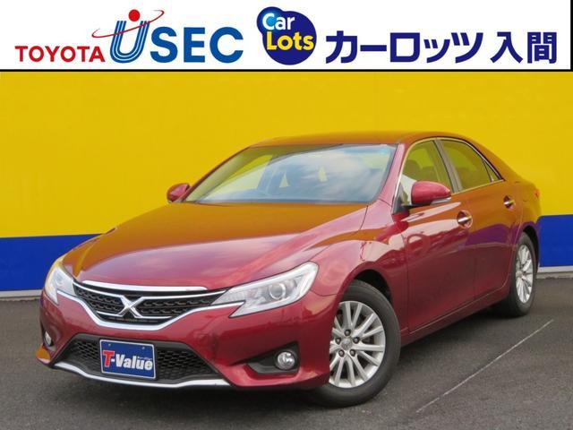 トヨタ 250G Sパッケージ SDナビ 後席モニター 本革シート