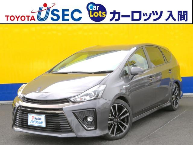トヨタ Sツーリングセレクション・G's SDナビ 地デジ Bカメラ