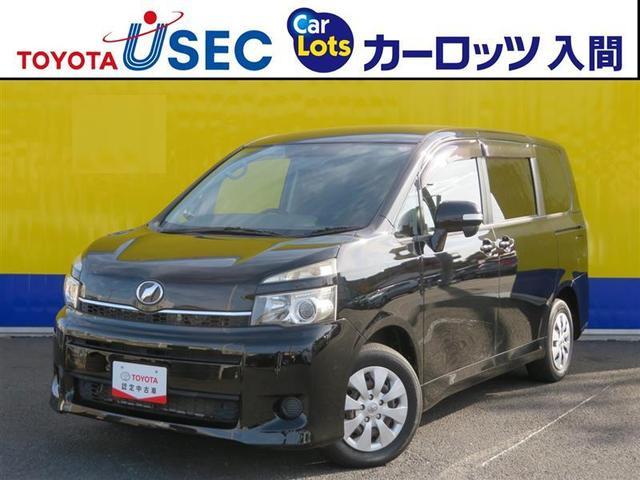 トヨタ X Lエディション 社外HDDナビ 左側Pスライドドア ワンセグTV HIDオートライト ETC MS キーレス ABS CD DVD再生 3列シート