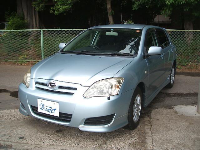 トヨタ X エアロツアラー