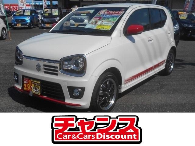 Photo of SUZUKI ALTO TURBO RS BASE GRADE / used SUZUKI