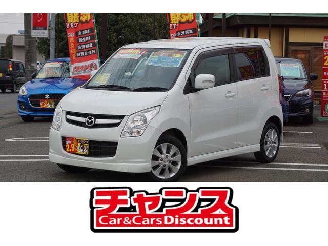 マツダ AZワゴン XSスペシャル スマートキ ETC CD ベンチシート 電動格納ドアミラー