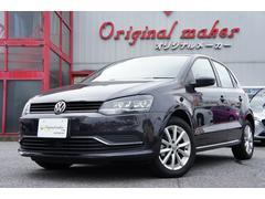 VW ポロラウンジ 1000台限定車 500台限定色クリプトングレー