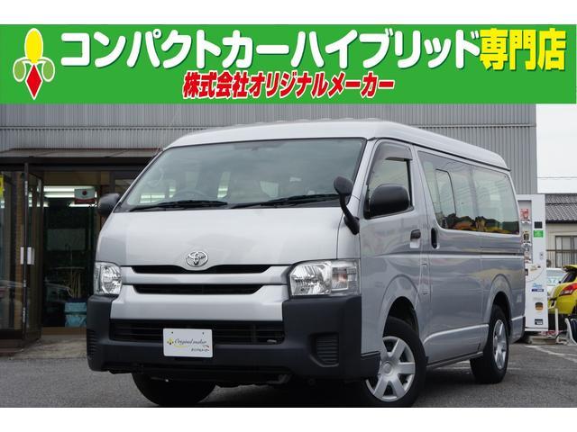 トヨタ ロング ナビ地デジ キーレス 4WD