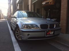 BMW325i ハイラインパッケージ  レザーP  外ナビ・地デジ