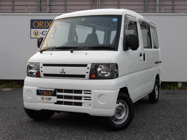 三菱 CDハイルーフ 4WD 集中ドアロック ドアバイザー