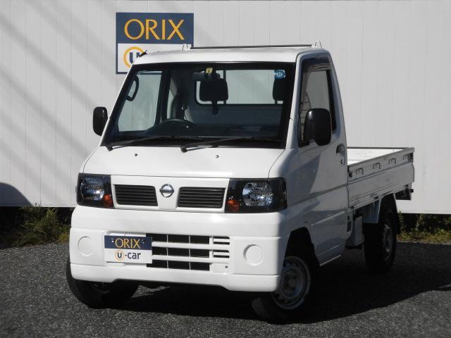 日産 DX エアコン パワステ 5MT