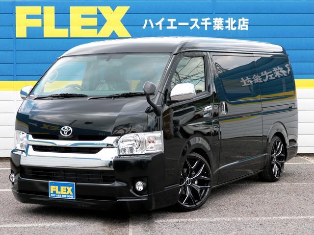 トヨタ GL ライトカスタム 20AW SDナビ 後席モニター