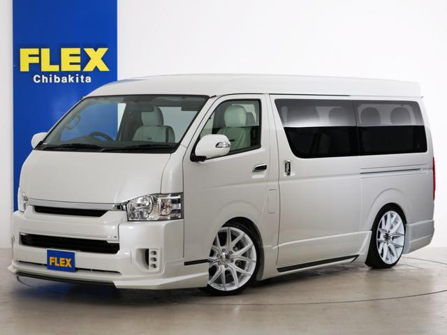 トヨタ GL ファインテックツアラー WALDフルエアロ