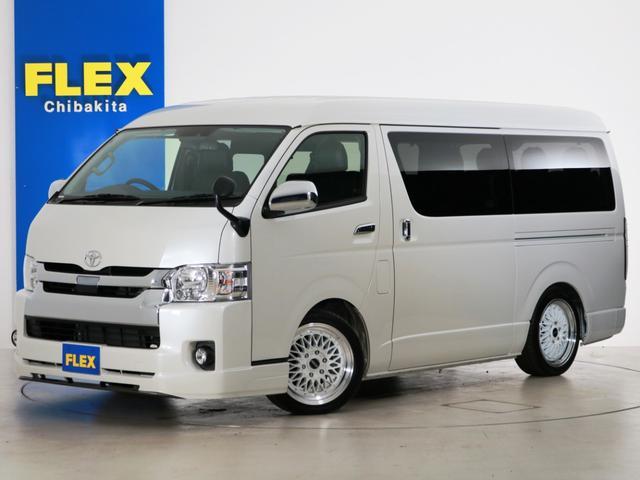 トヨタ GL ロング FLEX内装アレンジ アレンジA-S