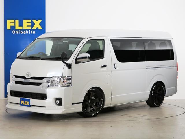 トヨタ GL 10人乗り FLEX内装アレンジ Ver10
