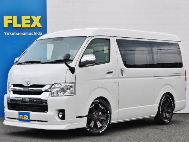 トヨタ GL ロング 10人乗り FLEX内装アレンジVer10